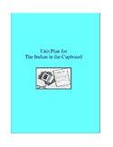 The Indian in the Cupboard Literature and Grammar Unit