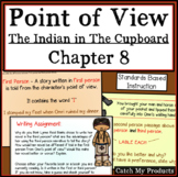 The Indian in the Cupboard Novel Study on Point of View