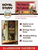 The Indian in the Cupboard {Questions & Reading/Writing Ac