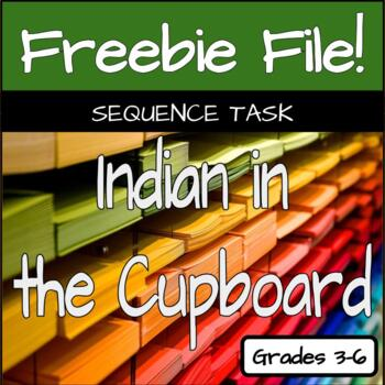 The Indian in the Cupboard Sequence Task