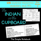 The Indian in the Cupboard: Vocabulary
