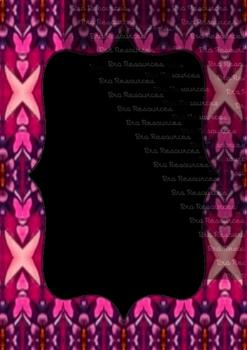 The Indonesia Frame Of Batik dccclxiii : Ilustration