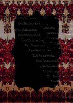 The Indonesia Frame Of Batik dccclxvii : Ilustration
