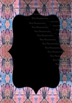 The Indonesia Frame Of Batik dccclxxxi : Ilustration