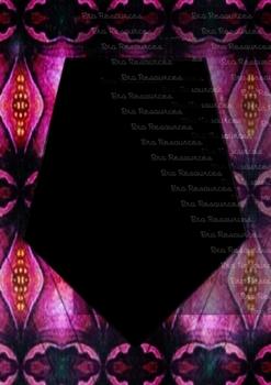 The Indonesia Frame Of Batik dccii : Ilustration