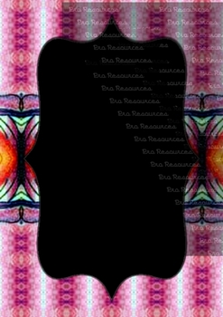 The Indonesia Frame Of Batik dccxli : Ilustration