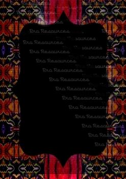 The Indonesia Frame Of Batik dccxliii : Ilustration