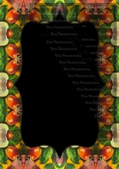 The Indonesia Frame Of Batik dccxlvi: Ilustration