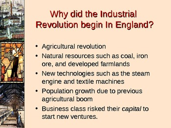 The Industrial Revolution - Age of Industry