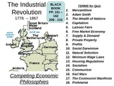 The Industrial Revolution: Competeing Economic Philosophies LESSON BUNDLE