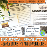 Industrial Revolution Early Industry and Inventions