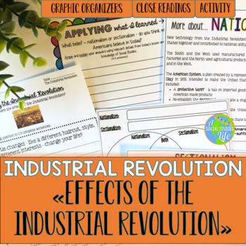 Industrial Revolution - Effects of the Industrial Revolution