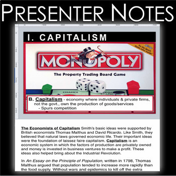 The Industrial Revolution PowerPoint with Video Clips + Presenter Notes