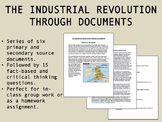 The Industrial Revolution Through Documents - Global/World History