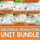 Industrial Revolution UNIT BUNDLE {middle grades}