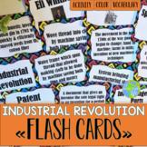Industrial Revolution FLASH CARDS