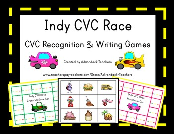 The Indy CVC Race Game