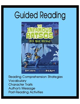 The Infamous Ratsos Are Not Afraid - Guided Reading
