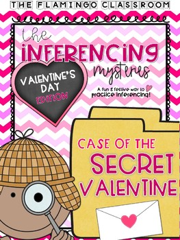 The Inferencing Mysteries - Case of the Secret Valentine