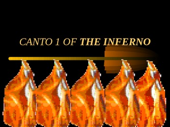 The Inferno-Canto 1