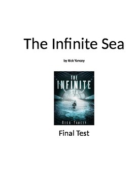 The Infinite Sea by Rick Yancey Test