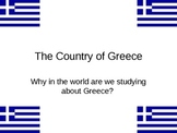 The Influence of Ancient Greece