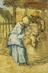 The Influence of Millet on Van Gogh