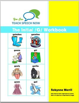 Initial /G/ Workbook