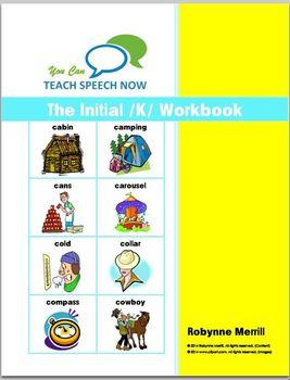 Initial /K/ Workbook