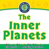 The Inner Planets - MAC Gr. 5-8