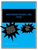 The Innocence Project PBL Pack