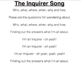 Inquirer Song (Instrumental)