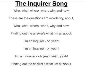Inquirer Song (Instrumental)