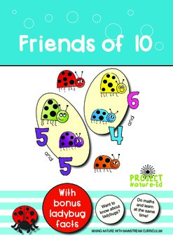 The Insect Files: THE LADYBUG EDITION - Friends of 10 addition