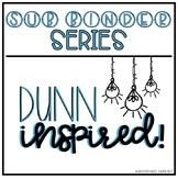 The Insite Sub Binder - Dunn Inspired EDITABLE