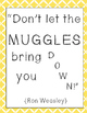 The Inspirational Harry Potter