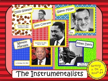 The Instrumentalists: Musicians in the Spotlight