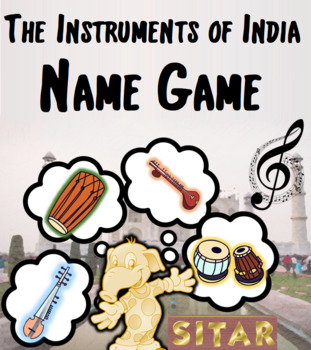 Instruments of India Studies For Elementary Learners