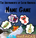 Name That Instrument of Latin America Game