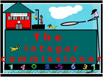 Authored Story:  The Integer Commissioner