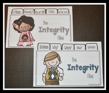The Integrity Files