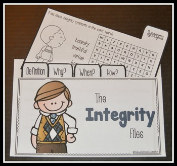 The Integrity Files and Pamphlet
