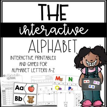 The Interactive Alphabet