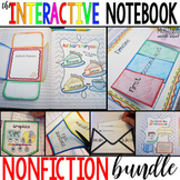 The Interactive Notebook - Nonfiction Bundle