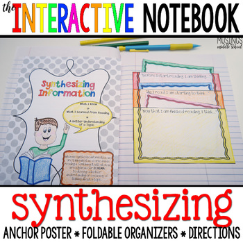 The Interactive Notebook - Synthesizing