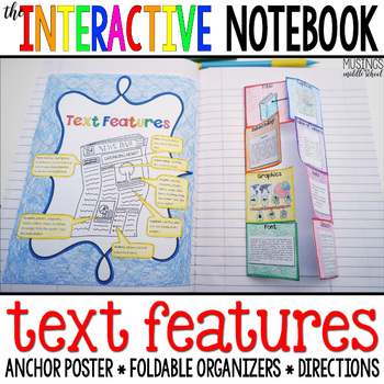 The Interactive Notebook - Text Features