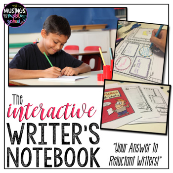The Interactive Writer's Notebook