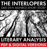 Interlopers, Saki, H.H. Munro Short Story Literary Analysis, PDF & Google Drive