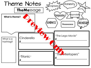 The Interlopers Theme Activity, Reading Guide and Vocabulary Practice