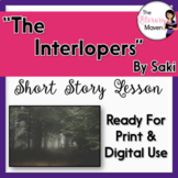 The Interlopers by Saki: Focus on Irony, Plot